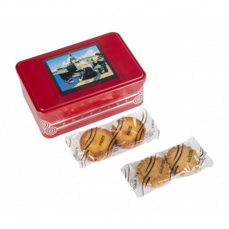 Assortiment galettes et palets bretons
