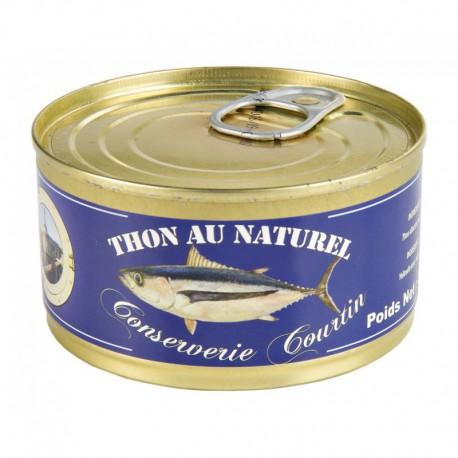 Thon albacore au naturel 100 g