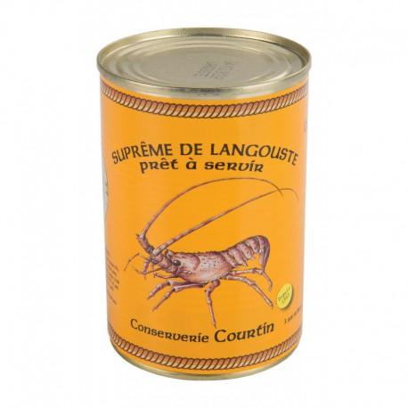 400 gr spiny lobster bisque