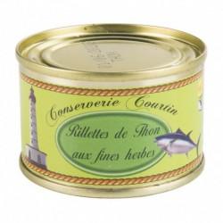 Rillette de thon aux fines herbes 65 g