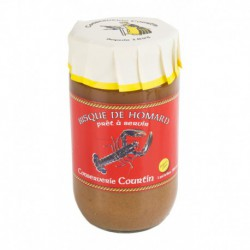 Bocal de bisque de homard