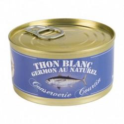Thon germon au naturel 130 g