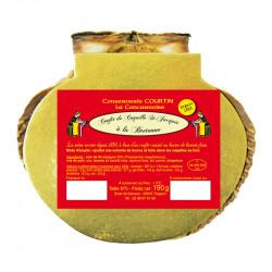 Lot coquilles St-Jacques fraîches 190 g