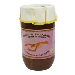 Bocal Bisque de langoustines 750GR
