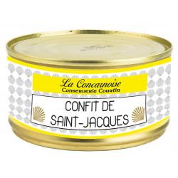 Confit de noix de Saint-Jacques 210 g