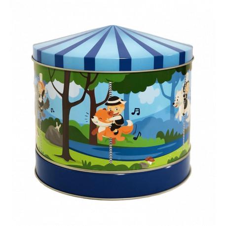 Carrousel musical breton - 240g palets et galettes